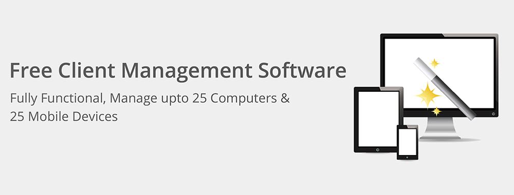 Free remote windows desktop administration software