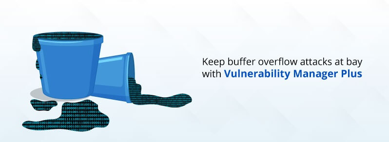 Buffer overflow attack - ManageEngine Vulnerability Manager Plus