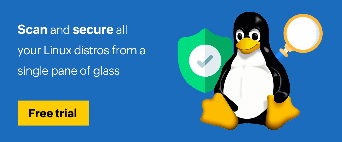 Linux vulnerability scanner