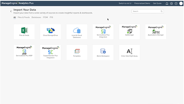 Getting Started with Analytics Plus