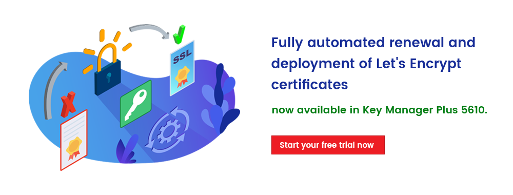 Fully automated renewal and deployment of Lets Encrypt certificates