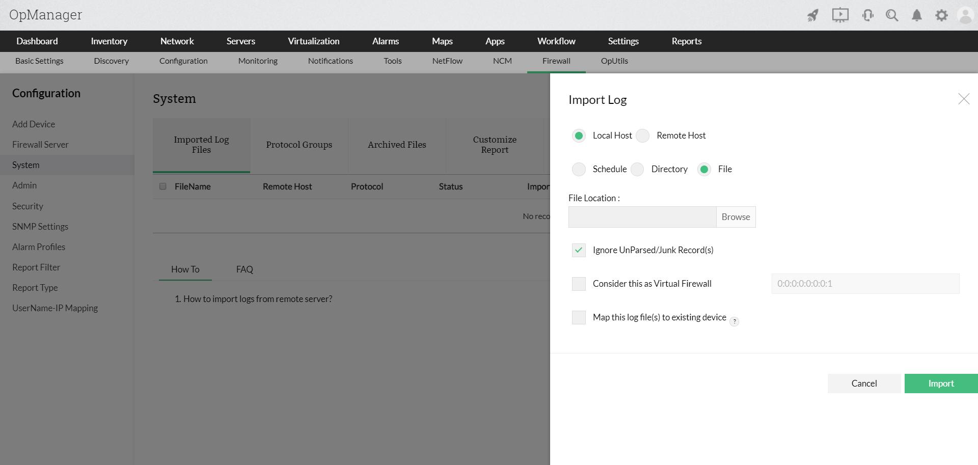 firewall-logs-import