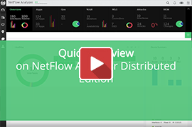 NetFlow Analyzer Distributed Edition 12.1