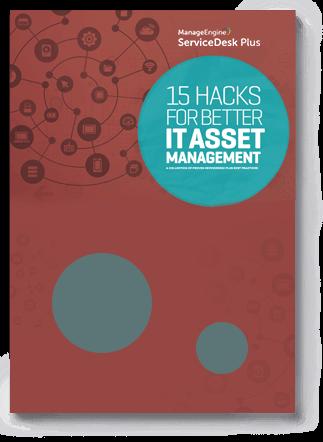 IT asset management best practices ebook