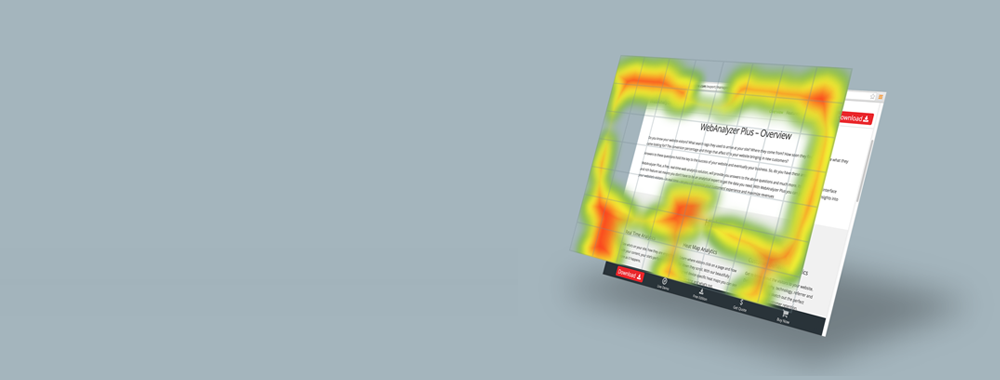 Heat Map Analytics For all Devices and Screen Sizes